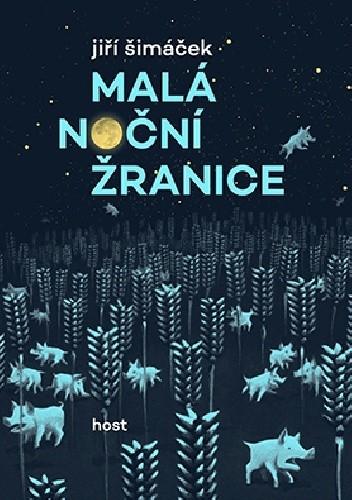 Okładka książki Malá noční žranice
