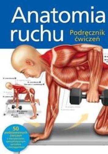 Okładka książki Anatomia ruchu