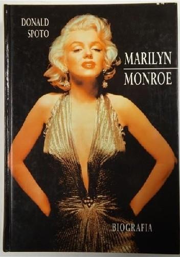 Okładka książki Marilyn Monroe. Biografia