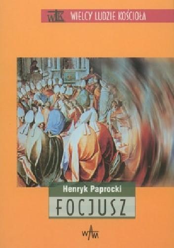 Okładka książki Focjusz