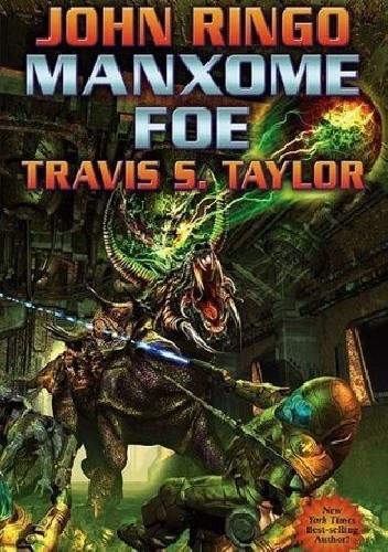 Okładka książki Manxome Foe