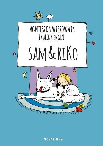Okładka książki Sam & Riko