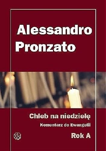 Okładka książki Chleb na niedzielę. Rok A