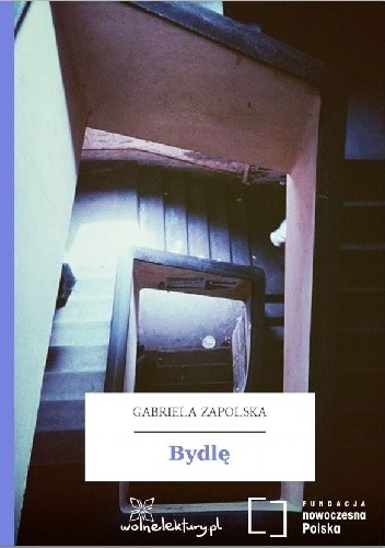 Okładka książki Bydlę