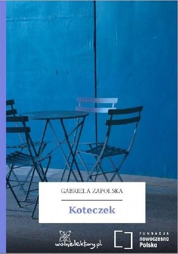 Okładka książki Koteczek
