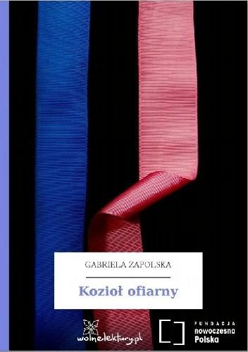 Okładka książki Kozioł ofiarny