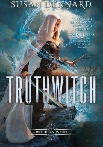 Okładka książki Truthwitch