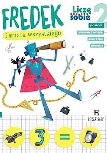 Okładka książki Fredek i miara wszystkiego