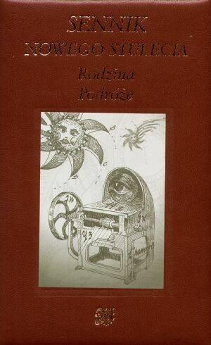 Okładka książki Sennik nowego stulecia  Rodzina, podróże - red. J.R. G.