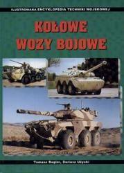 Okładka książki Kołowe wozy bojowe