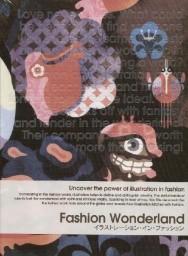 Okładka książki Fashion Wonderland