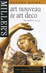 Okładka książki Miller's Art Nouveau and Art Deco