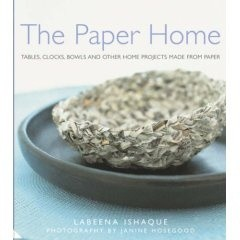 Okładka książki The Paper Home
