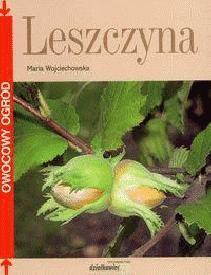 Okładka książki Leszczyna