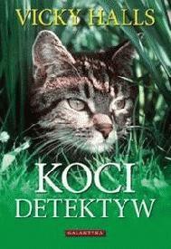 Okładka książki Koci detektyw