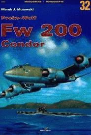Okładka książki Focke Wulf FW 200 Condor