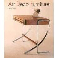 Okładka książki Art Deco Furniture