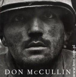 Okładka książki Don Mccullin