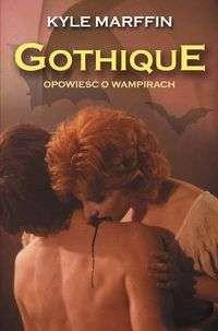 Okładka książki Gothique