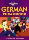 Okładka książki German Phrasebook 1e