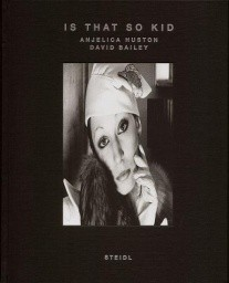 Okładka książki Is That So Kid Anjelica Huston - Na Zamówienie