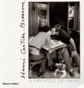 Okładka książki Henri Cartier-Bresson. A Propos de Paris