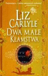 Okładka książki Dwa małe kłamstwa