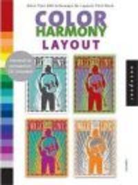 Okładka książki Color Harmony Layout