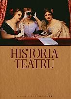 Okładka książki Historia teatru