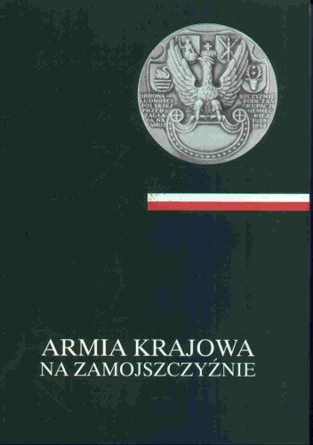 Okładka książki Armia Krajowa na zamojszczyźnie 12