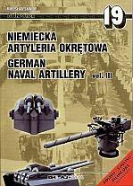 Okładka książki Niemiecka artyleria okrętowa cz. 3