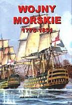 Okładka książki Wojny morskie 1775-1851