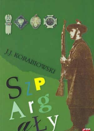 Okładka książki Szpargały...............