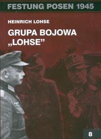 Okładka książki Grupa bojowa