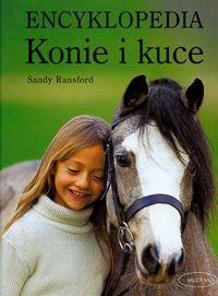 Okładka książki Encyklopedia konie i kuce