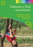 Okładka książki zabawy z liną i sznurkiem