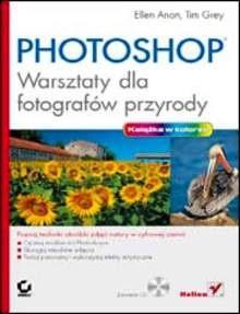 Okładka książki Photoshop. Warsztaty dla fotografów przyrody