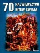 Okładka książki 70 największych bitew świata
