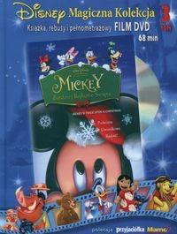 Okładka książki Mickey