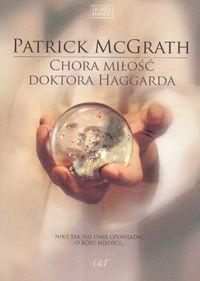 Okładka książki Chora miłość doktora Haggarda