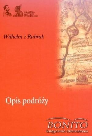 Okładka książki Opis podróży
