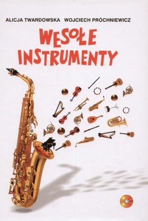 Okładka książki Wesołe instrumenty