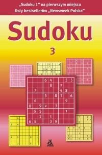 Okładka książki Sudoku 3