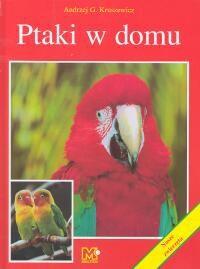 Okładka książki Ptaki w domu