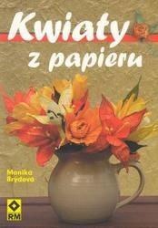 Okładka książki Kwiaty z papieru