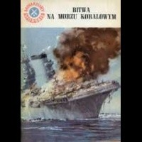 Okładka książki Bitwa na Morzu Koralowym