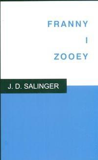 Okładka książki Franny i Zooey