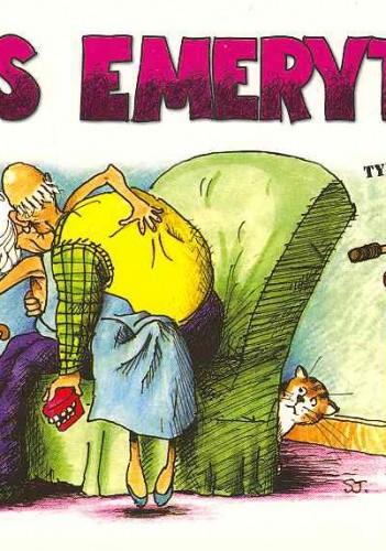 Okładka książki Seks emerytów. Tylko dla dorosłych