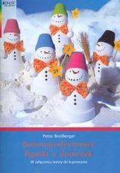 Okładka książki Bożonarodzeniowe figurki z doniczek