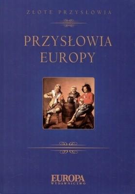 Okładka książki Przysłowia Europy